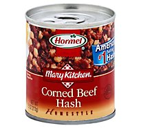 Hormel Mary Kitchen Corned Beef Hash Homestyle - 7.5 Oz