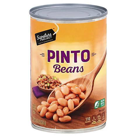 Signature SELECT Beans Pinto - 15.5 Oz