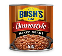 BUSHS Beans Baked Homestyle - 16 Oz