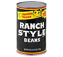 Ranch Style Beans - 52 Oz