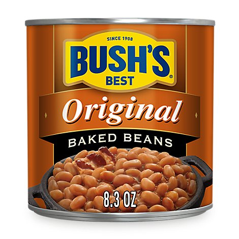 BUSHS BEST Beans Baked Original - 8.3 Oz