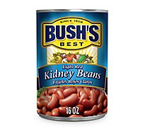BUSHS BEST Beans Kidney Light Red - 16 Oz