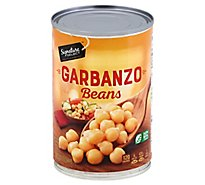 Signature SELECT Beans Garbanzo - 15 Oz
