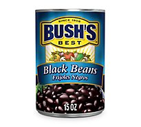 BUSHS BEST Beans Black - 15 Oz