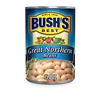 BUSHS BEST Beans Great Northern - 15.8 Oz