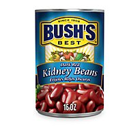 BUSHS BEST Beans Kidney Dark Red - 16 Oz