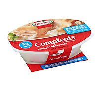 Hormel Compleats Microwave Meals Homestyle Chicken Breast & Gravy with Mashed Potatoes - 10 Oz