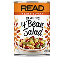 READ Salad Cup 4 Bean - 15 Oz