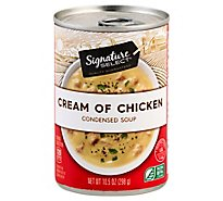 Signature SELECT Soup Condensed Cream of Chicken - 10.5 Oz