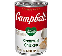Campbells Healthy Request Soup Condensed Cream of Chicken - 10.5 Oz