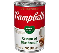 Campbells Healthy Request Soup Condensed Cream of Mushroom - 10.5 Oz