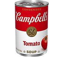 Campbells Soup Condensed Tomato - 10.75 Oz