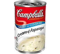 Campbells Soup Condensed Cream Of Asparagus - 10.5 Oz