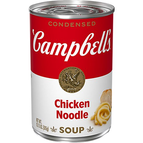 Campbells Soup Condensed Chicken Noodle - 10.75 Oz