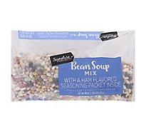Signature SELECT Soup Mix Bean - 20 Oz