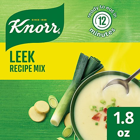 Knorr Recipe Mix Leek - 1.8 Oz