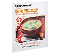 Kikkoman Soup Mix Miso White - 1.05 Oz