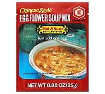 Kikkoman Soup Mix Egg Flower - .88 Oz