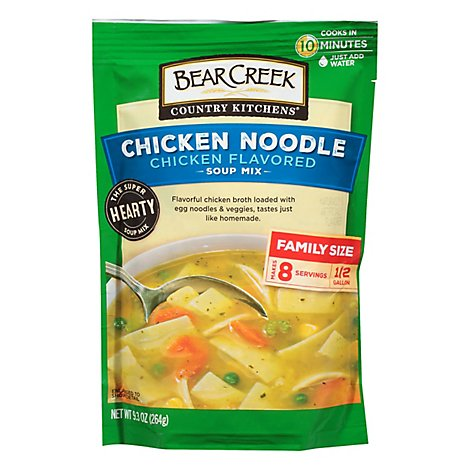 Bear Creek Soup Mix Chicken Noodle Chicken Flavored - 9.3 Oz