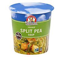 Dr. McDougalls Soup Gluten Free Vegan Split Pea With Barley - 2.5 Oz