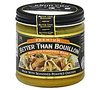 Better than Bouillon Base Premium Roasted Chicken - 8 Oz