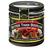 Better than Bouillon Base Premium Roasted Beef - 8 Oz