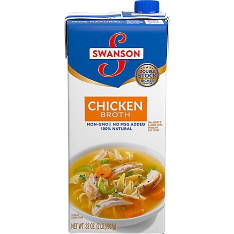 Swanson Broth Chicken - 32 Oz