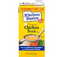 Kitchen Basics Chicken Stock All Natural Original - 32 Fl. Oz.