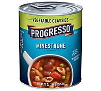 Progresso Vegetable Classics Soup Minestrone - 19 Oz