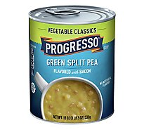 Progresso Vegetable Classics Soup Green Split Pea - 19 Oz