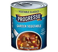 Progresso Vegetable Classics Soup Garden Vegetable - 18.5 Oz