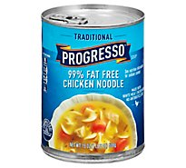Progresso Traditional Soup 99% Fat Free Chicken Noodle - 19 Oz