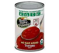Health Valley Organic Soup No Salt Added Tomato - 15 Oz