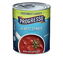 Progresso Vegetable Classics Soup Hearty Tomato - 19 Oz