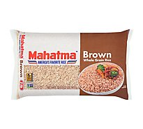 Mahatma Rice Brown - 32 Oz