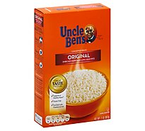 Uncle Bens Rice Parboiled Long Grain Enriched Original - 2 Lb