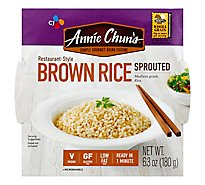 Annie Chuns Rice Express Sprouted Brown Rice - 6.3 Oz