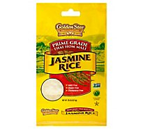 Golden Star Rice Jasmine Prime Grade - 20 Lb
