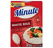Minute Rice White Instant Enriched Long Grain - 14 Oz
