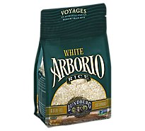 Lundberg Voyages Rice White Arborio - 32 Oz