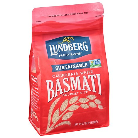 Lundberg Essences California Rice White Basmati - 32 Oz