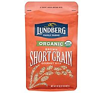 Lundberg Heirlooms Rice Organic Brown Short Grain - 32 Oz