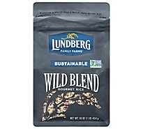 Lundberg Gourmet Blends Rice Wild Blend - 16 Oz