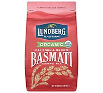Lundberg Essences Organic California Rice Brown Basmati - 32 Oz