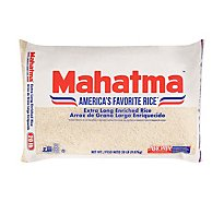 Mahatma Rice Enriched Extra Long Grain - 320 Oz