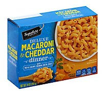 Signature SELECT Macaroni & Cheese Dinner Deluxe - 14 Oz