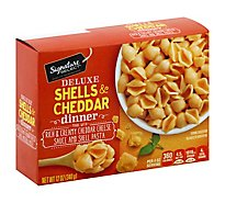 Signature SELECT Shells & Cheese Dinner Deluxe Box - 12 Oz