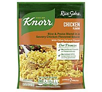 Knorr Rice Sides Rice Chicken Pouch - 5.6 Oz
