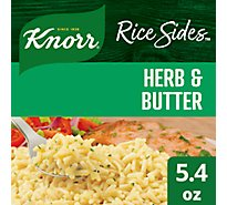 Knorr Rice Sides Rice Herb & Butter - 5.4 Oz