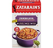 Zatarains Jambalaya Rice Mix - 8 Oz